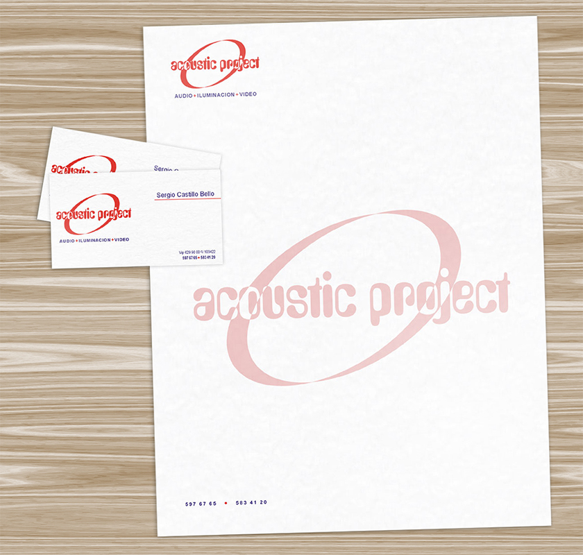 Acustic Proyect