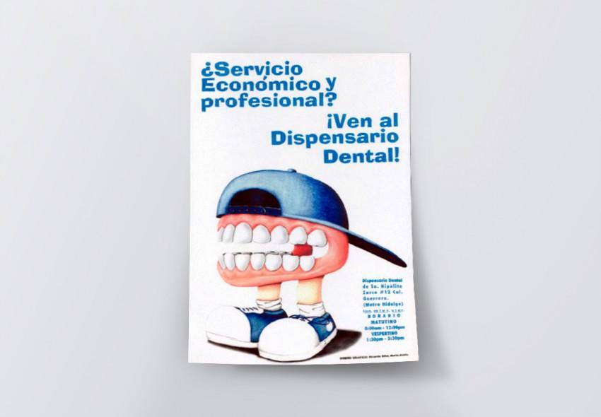 Porster para dispensario